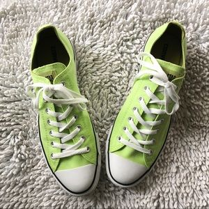 CONVERSE all star chuck taylor low top sneakers 11